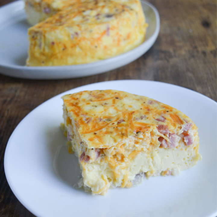 Instant Pot Quiche - Quick and Easy!